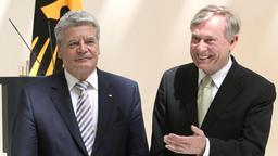 Joachim Gauck und Horst Köhler | Bild:picture alliance / dpa