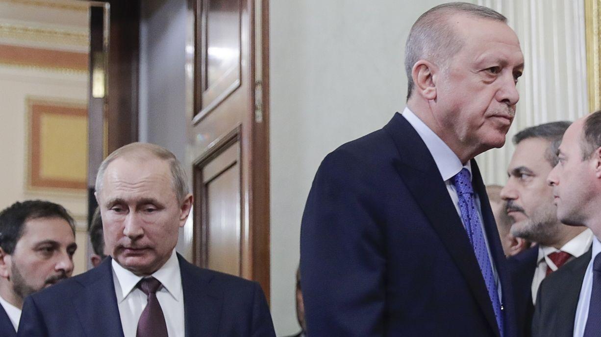 Erdogan geht voran, Putin folgt ihm