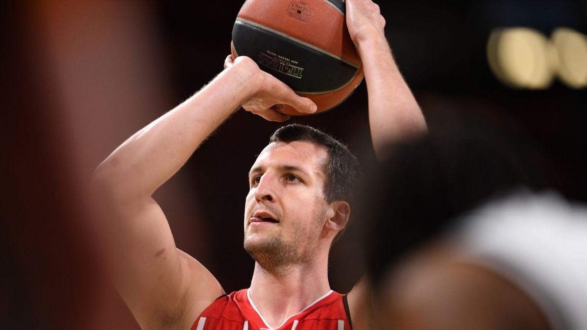 Basketball-Nationalspieler Paul Zipser