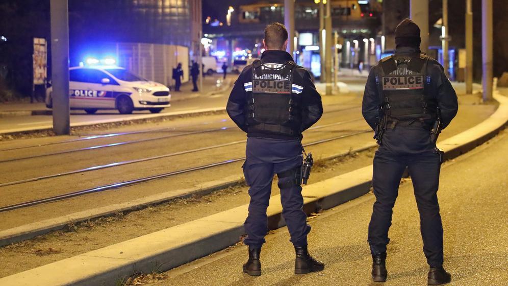 Polizei tötet Attentäter von Straßburg | Bild:picture alliance/Jean-Marc Loos/MAXPPP/dpa