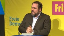 FDP-Landeschef Daniel Föst | Bild:BR