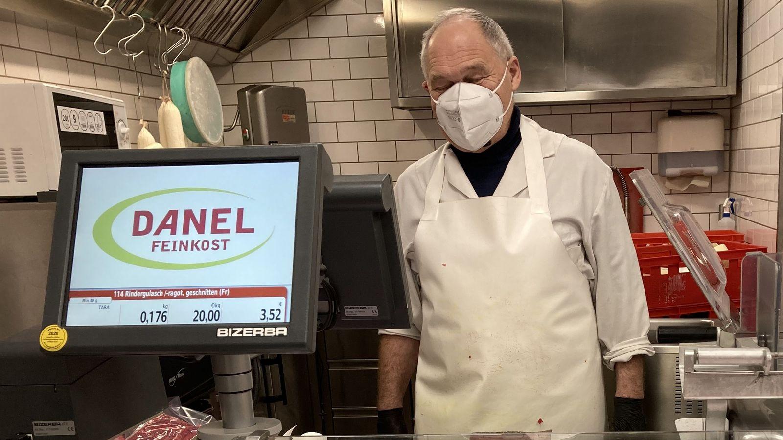 Presssack und Lavendel: Einzig koscherer Laden in Süddeutschland