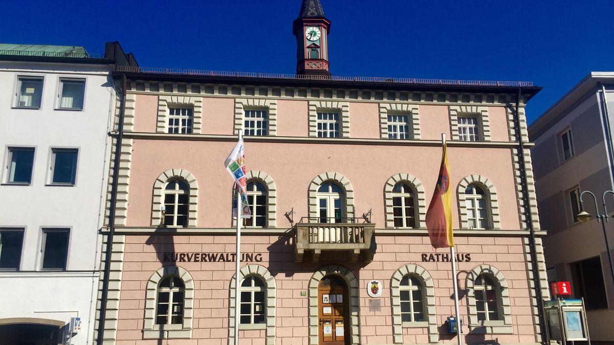 Rathaus in Zwiesel