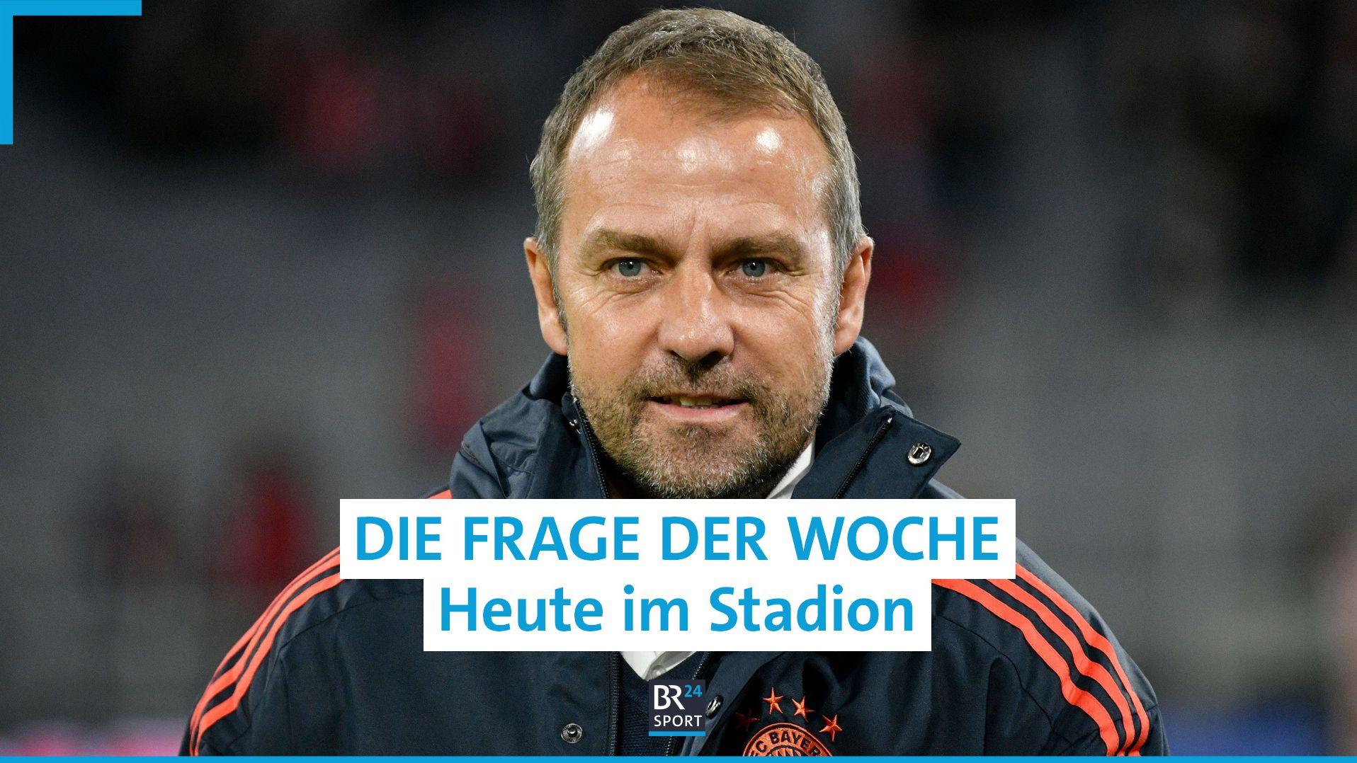 FC-Bayern-Interimscoach Hans-Dieter Flick