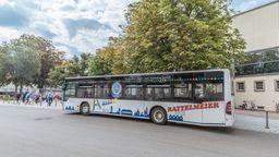Bus in Ansbach | Bild:BR/Philipp Kimmelzwinger