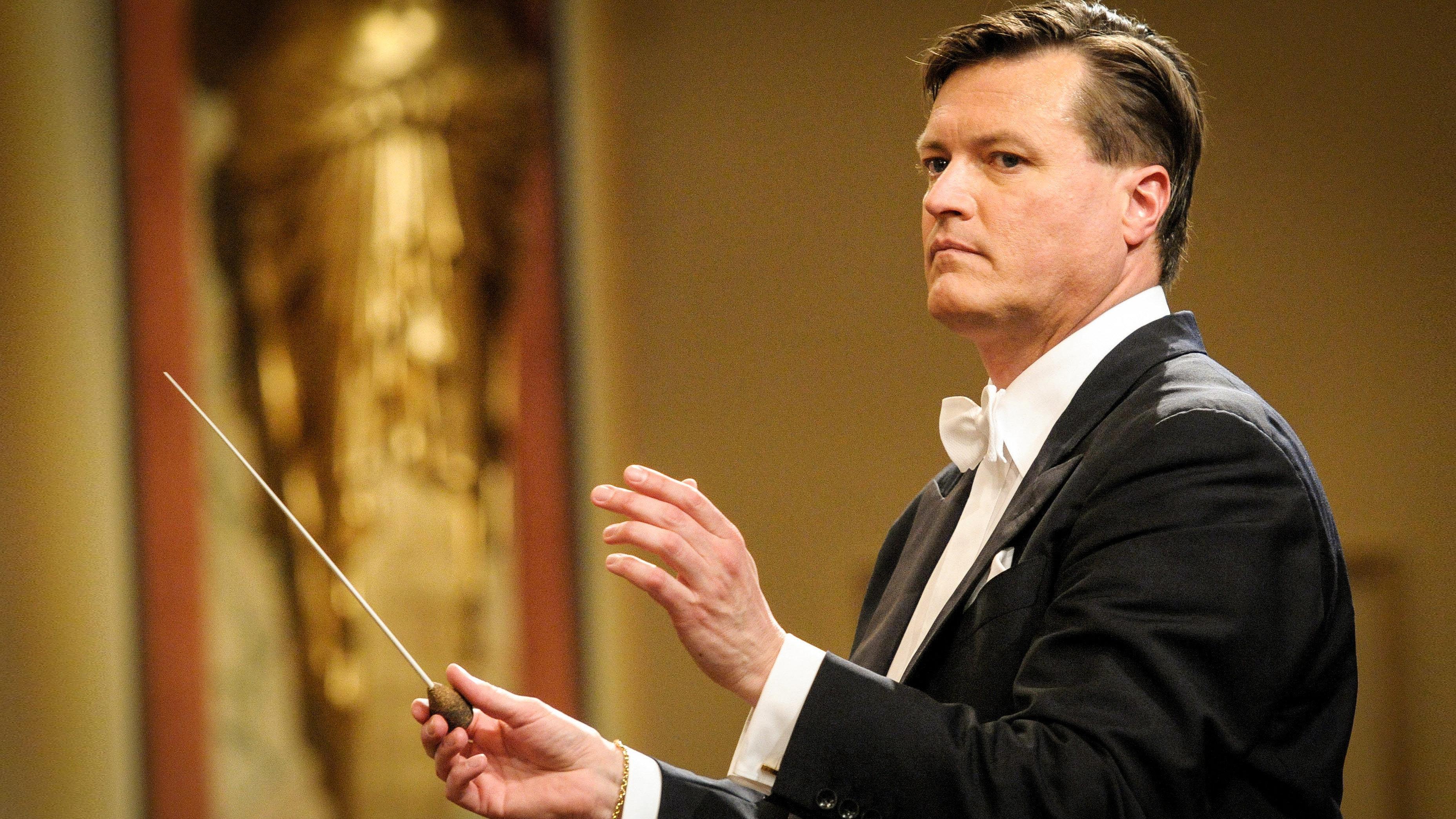 Der Dirigent Christian Thielemann