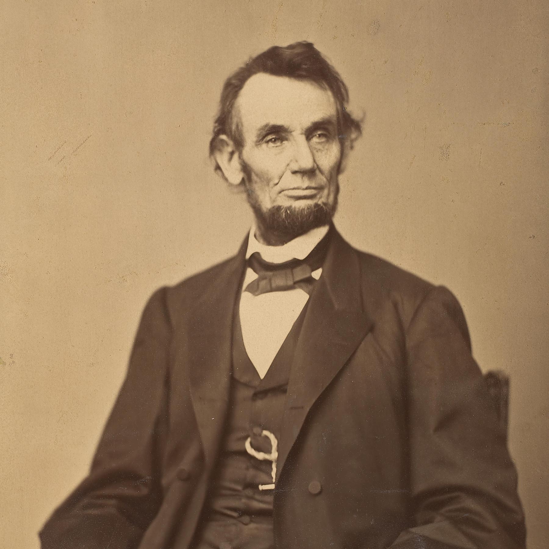 Abraham Lincoln - Albtraum Bürgerkrieg und Traum von Freiheit
