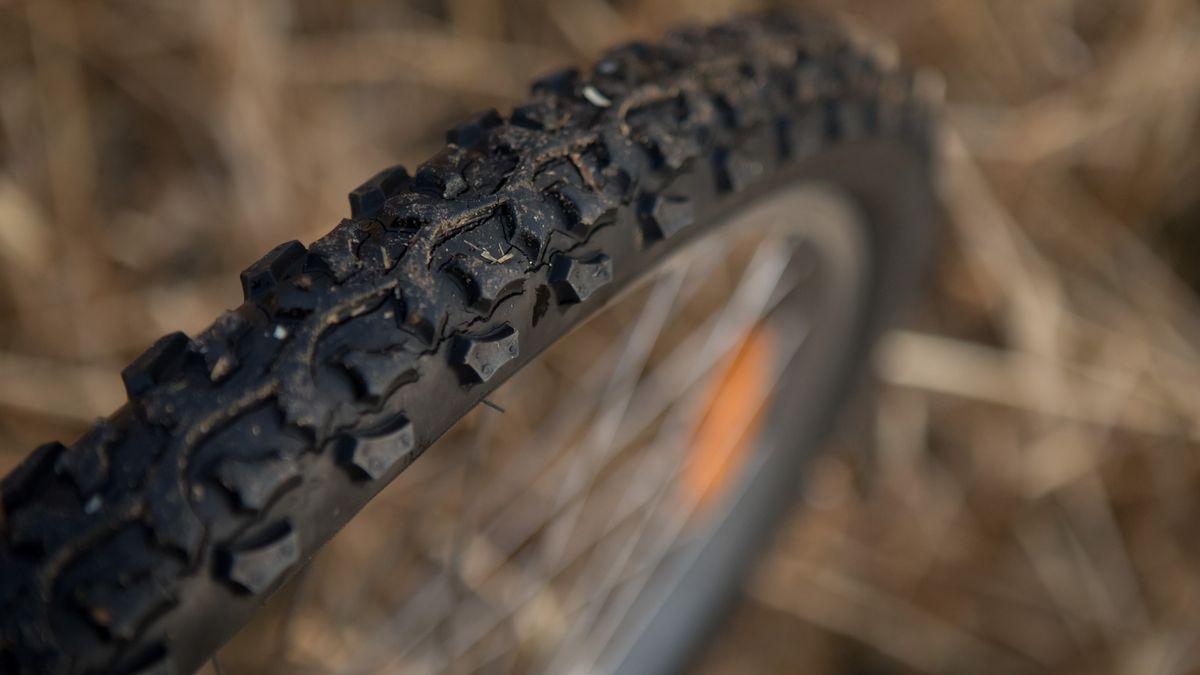 Symbolbild: Mountainbike-Reifen