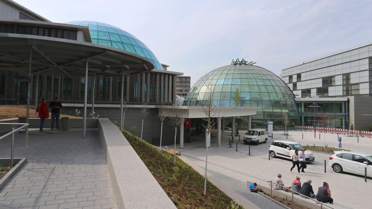 Klinikcampus in Bad Neustadt