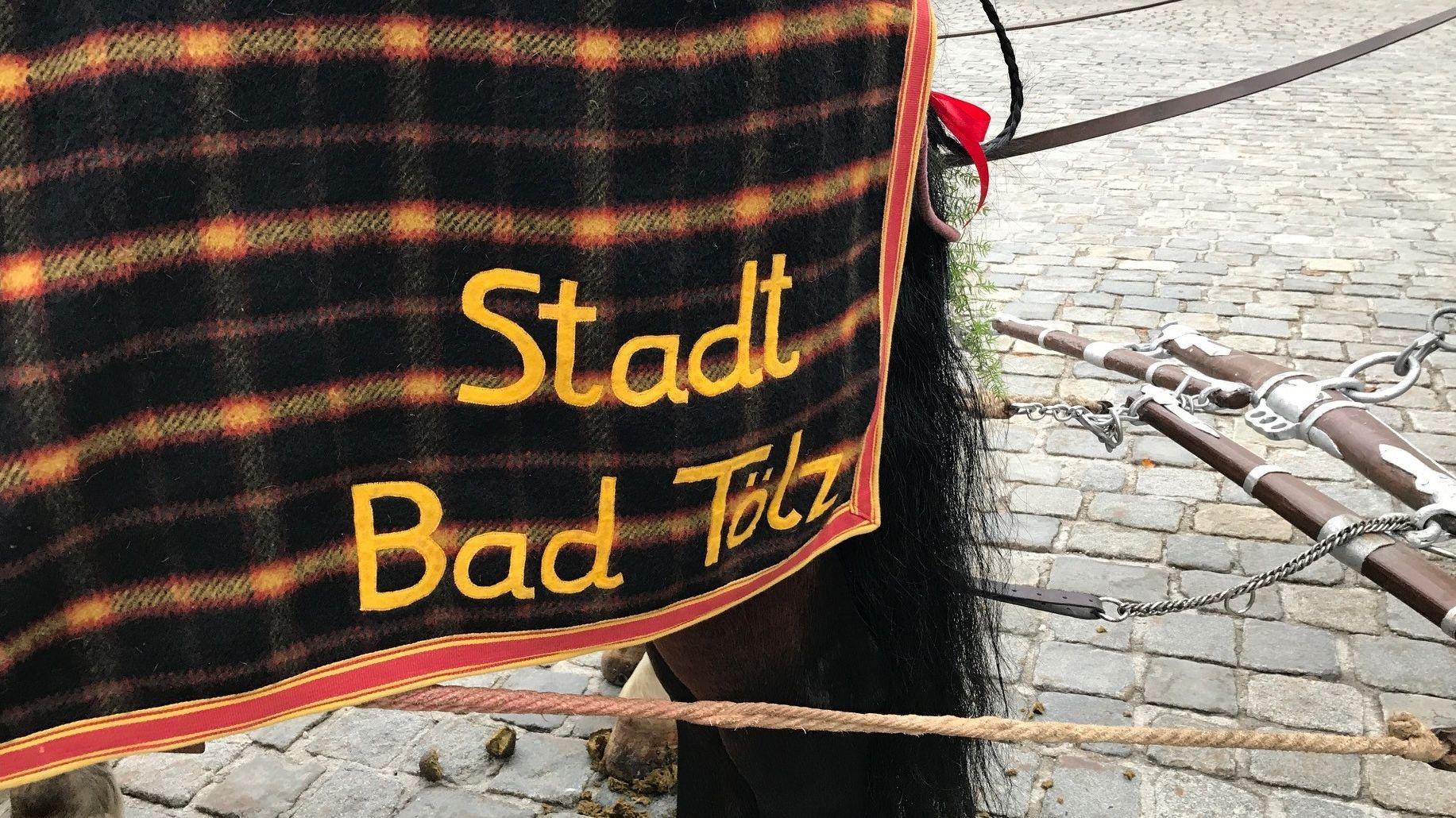 Leonhardifahrt in Bad Tölz