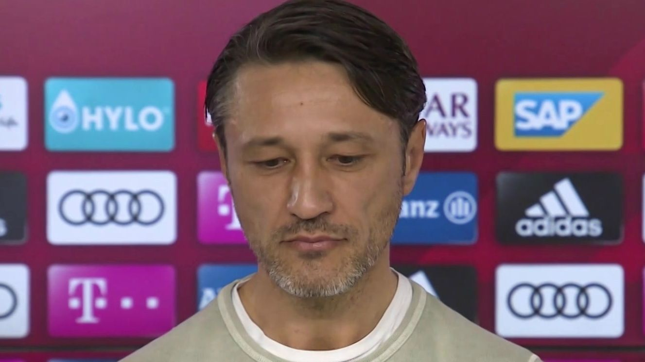 FC-Bayern-Coach Niko Kovac