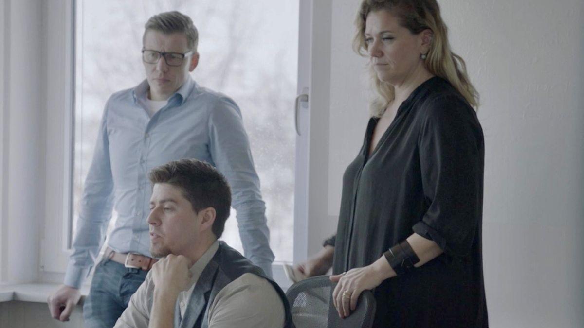 Katharina, Ludwig und Lorenz Linner übernehmen die Führung im Familienbetrieb.