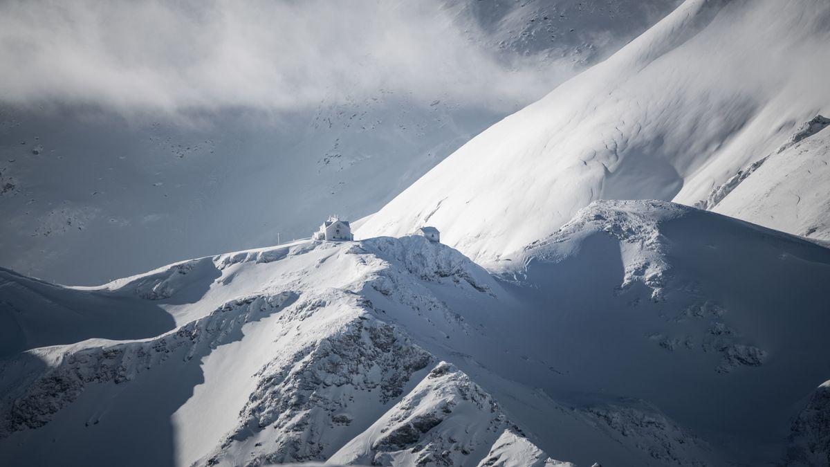 Berge bei Mallnitz.