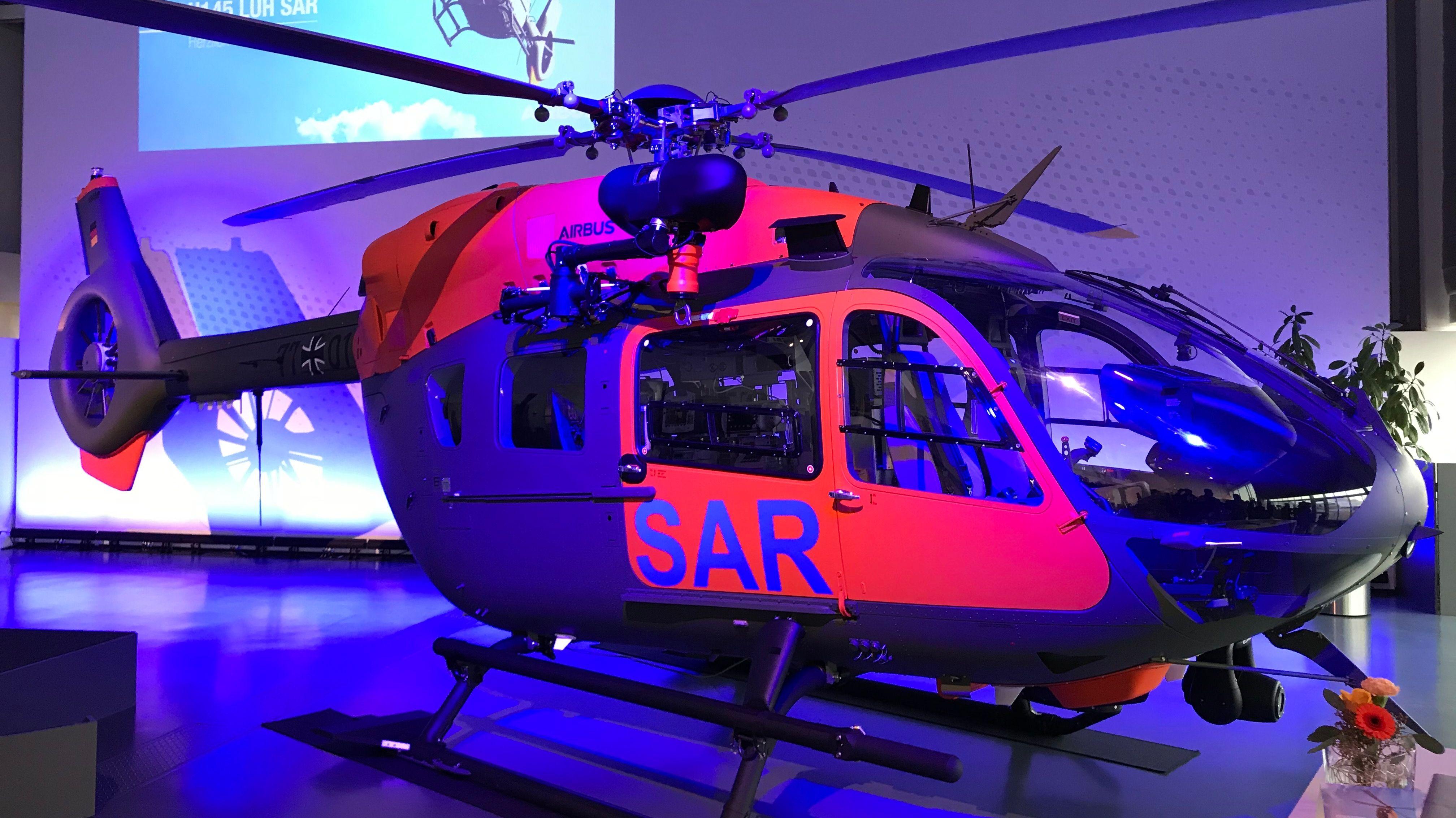 Airbus  H145-Hubschrauber