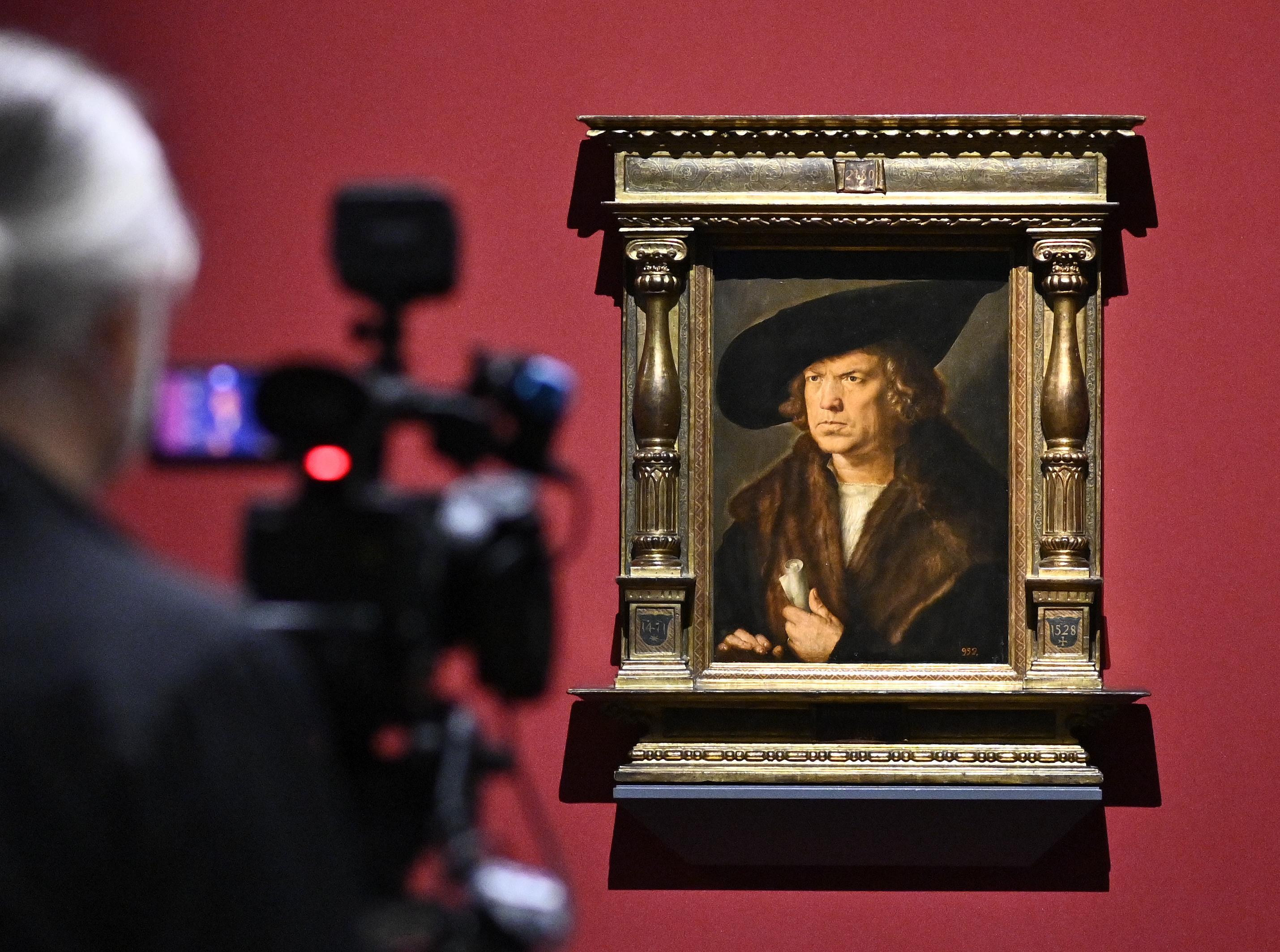 Bilder eines Superhelden: Dürer-Ausstellung in der Albertina