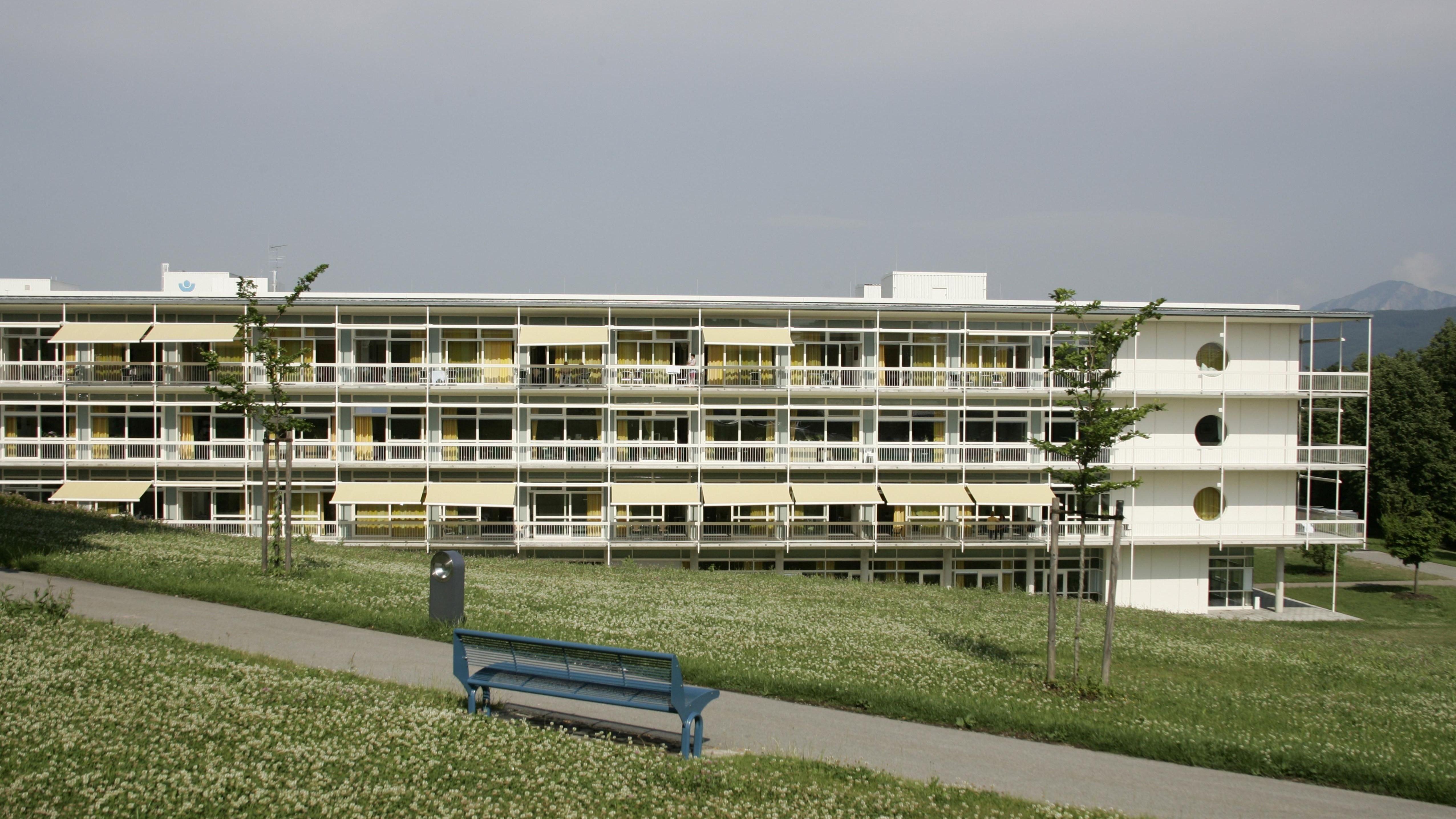 Berufsgenossenschaftliche Unfallklinik in Murnau