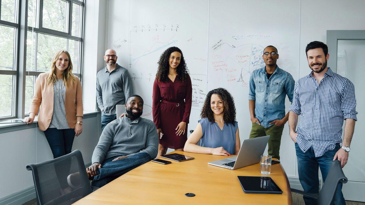 Diversitiy in der Geschäftswelt (Symbolbild)