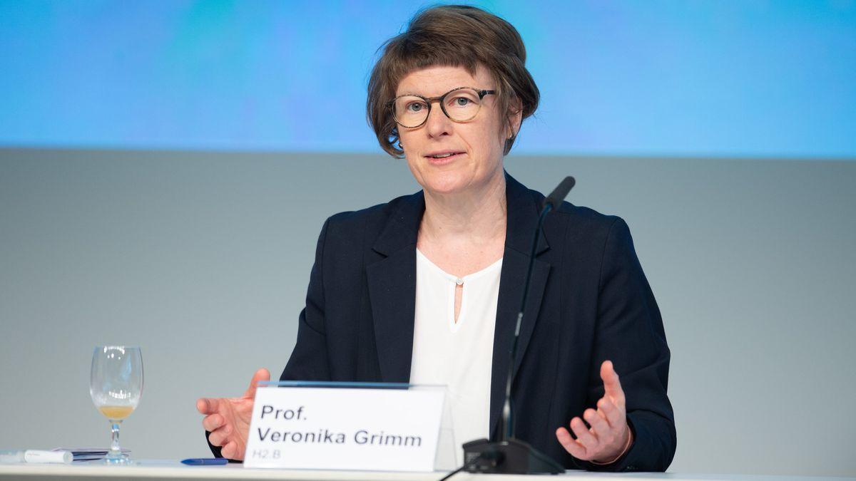 Die Wirtschaftsweise Veronika Grimm