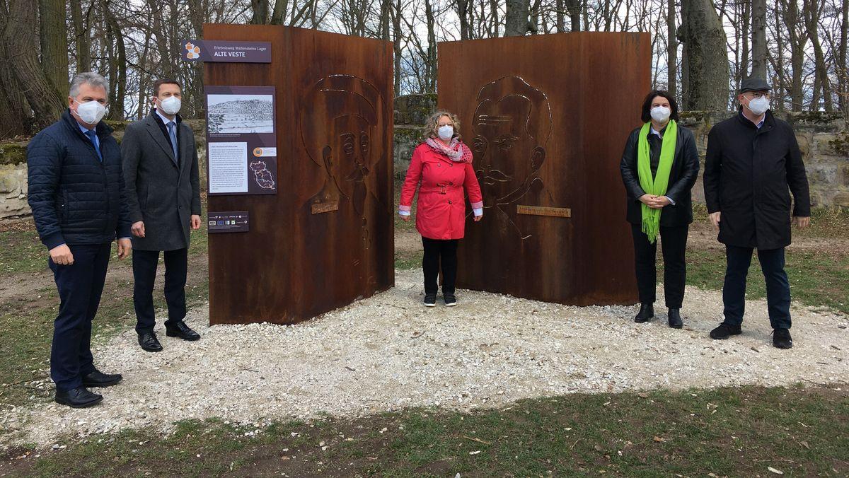 """Neuer Wanderweg """"Wallensteins Lager"""" im Landkreis Fürth"""
