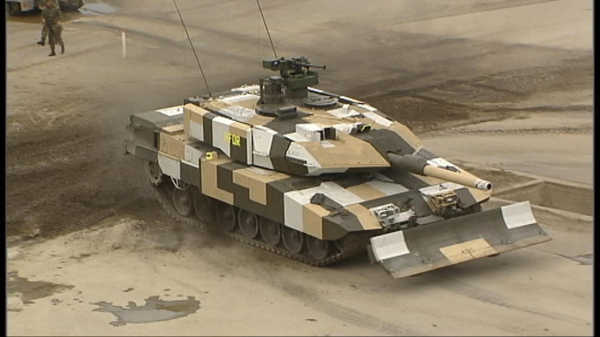 Kampfpanzer Leopard II