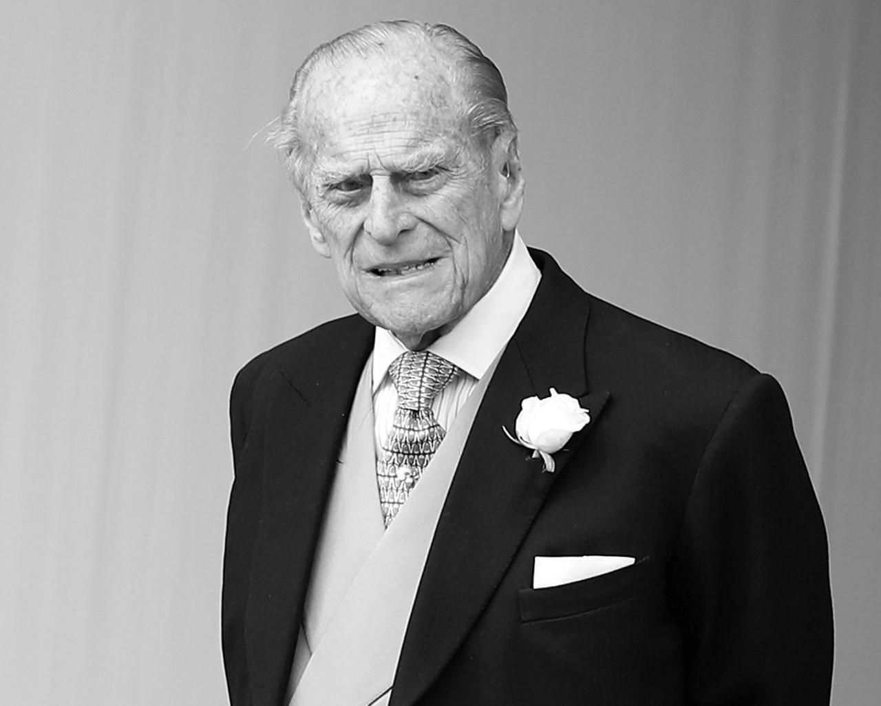 Prinz Philip, Duke von Edinburgh: Ehemann der Queen ist tot