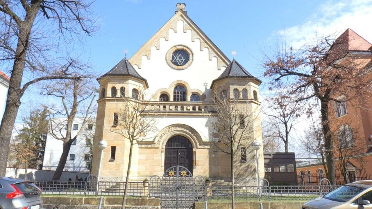 Synagoge in Straubing