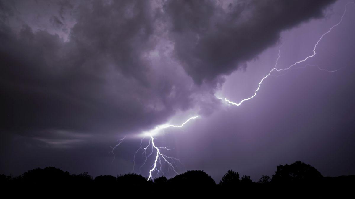 Unwetterwarnung für Teile Bayerns: Starkregen, Sturm und Hagel