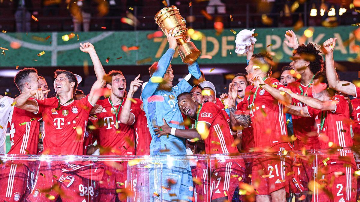 Der FC Bayern München ist nach einem 4:2-Sieg gegen Bayer Leverkusen DFB-Pokalsieger 2020. Das Spiel in der Zusammenfassung.