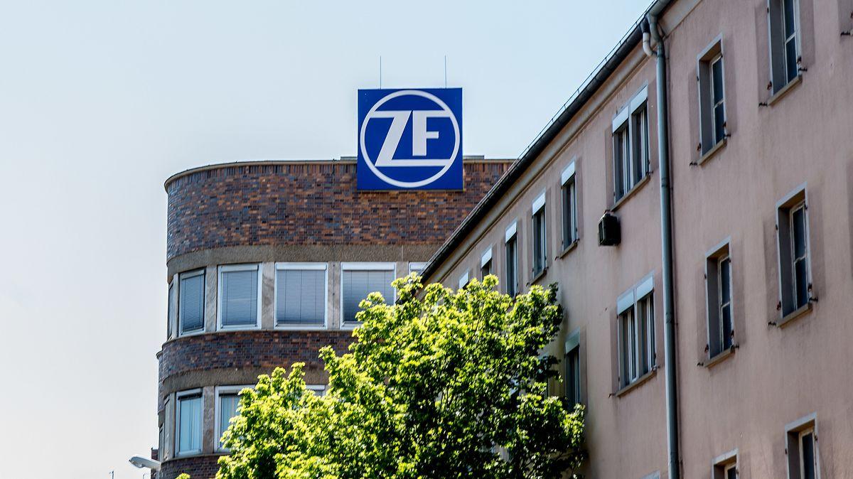 ZF in Schweinfurt.