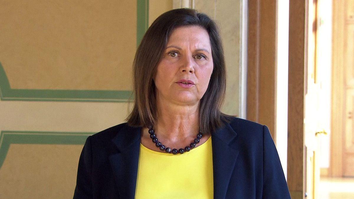 Die Bayerische Landtagspräsidentin Ilse Aigner (CSU)