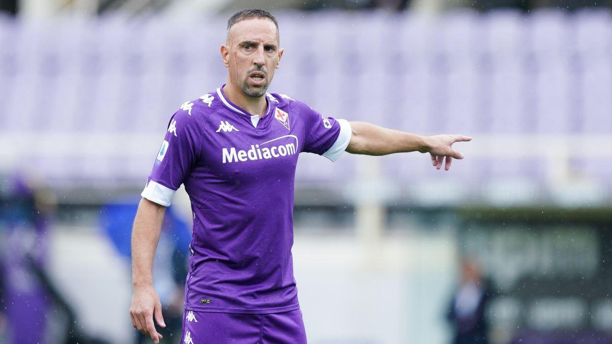 Franck Ribéry im Mai 2021.