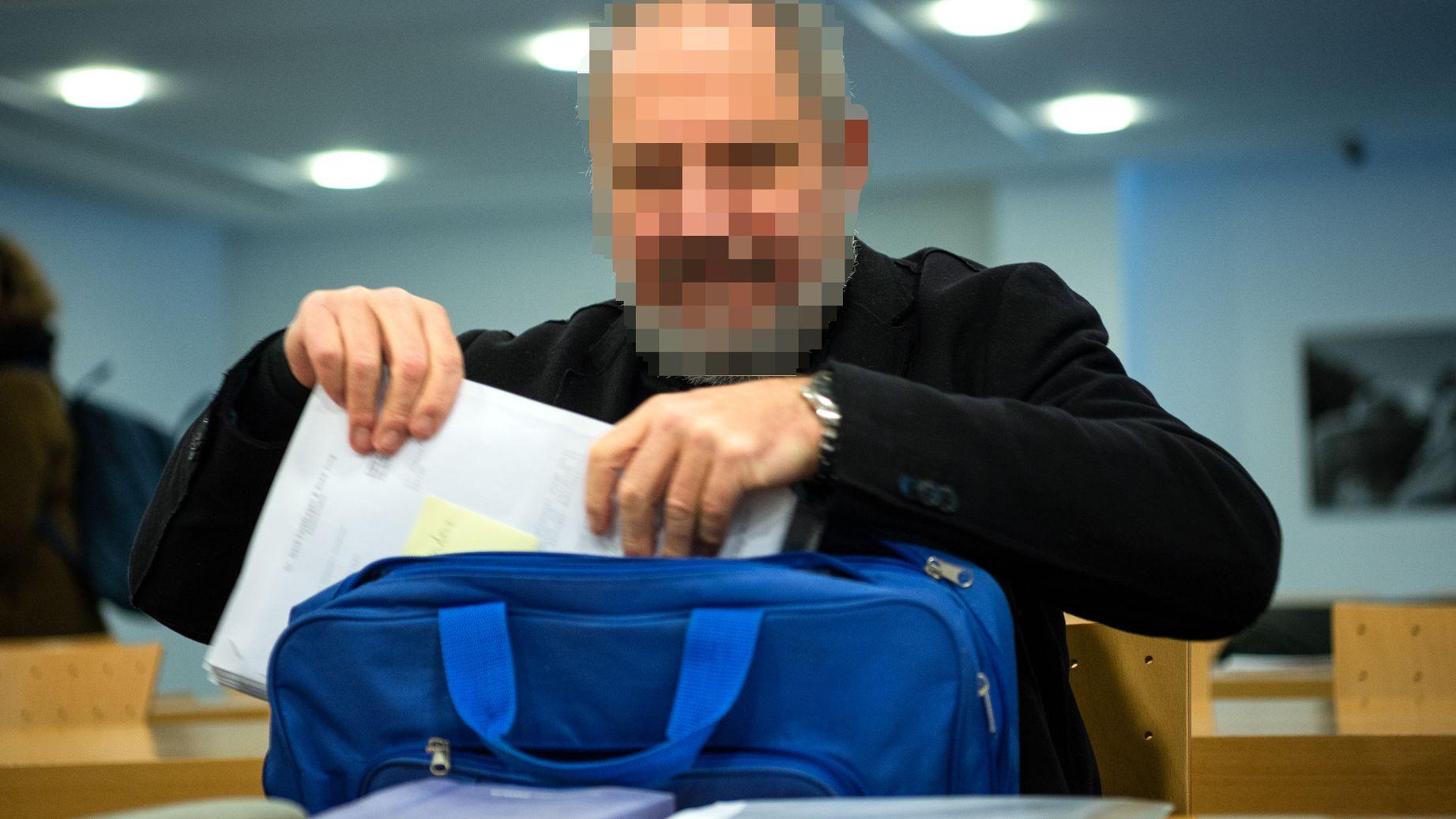 Der ehemalige Präsident der Musikhochschule München vor Gericht