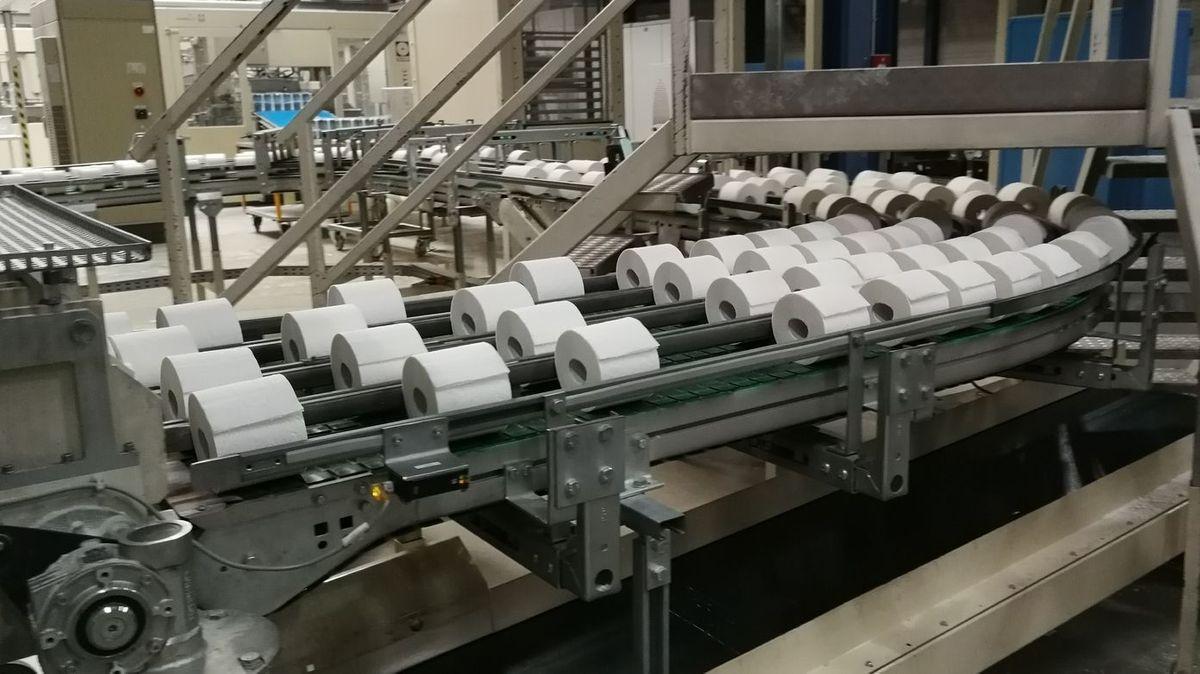 Klopapierherstellung in Miltenberg