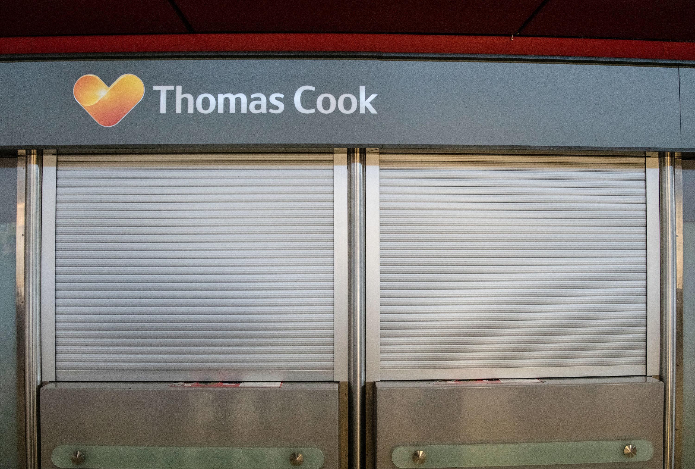 Kurioser Zufall: Brite namens Thomas Cook bangt um seine Hochzeit