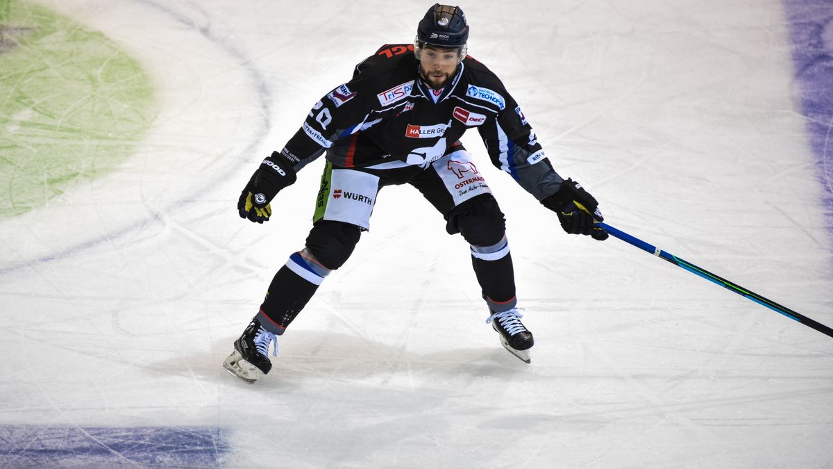 Andreas Eder (Straubing Tigers