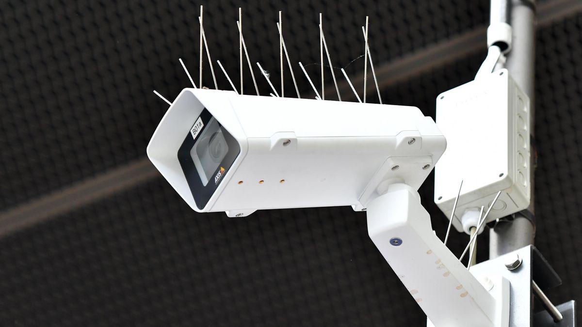 Kameras des Pilotprojekts am Südkreuz Berlin