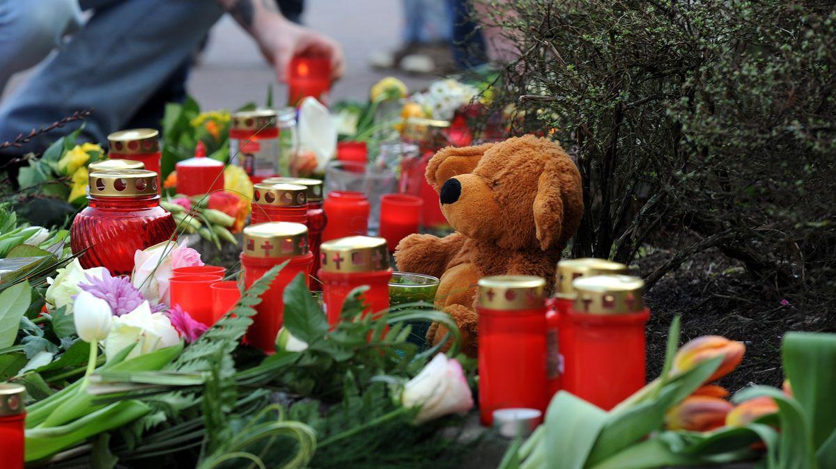 Trauer nach einer Gewaltat in Emden (Archivbild)