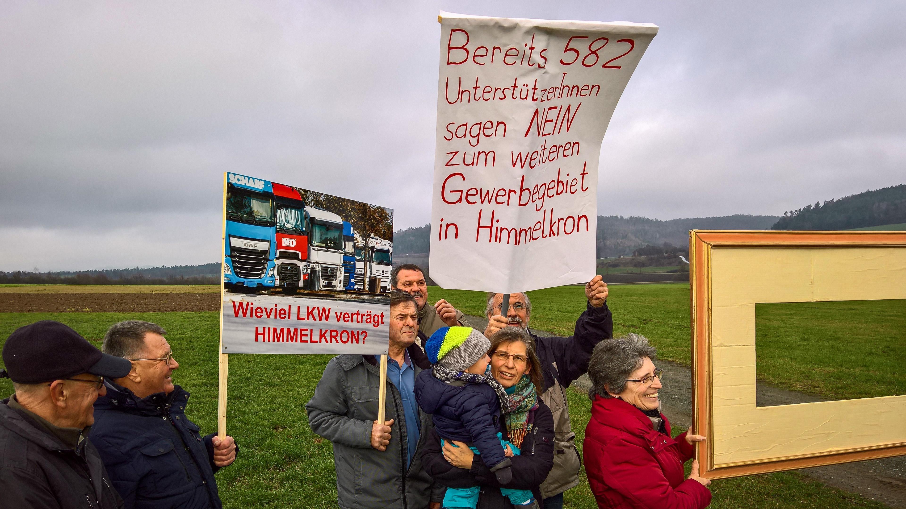 Bürgerinitiative in Himmelkron