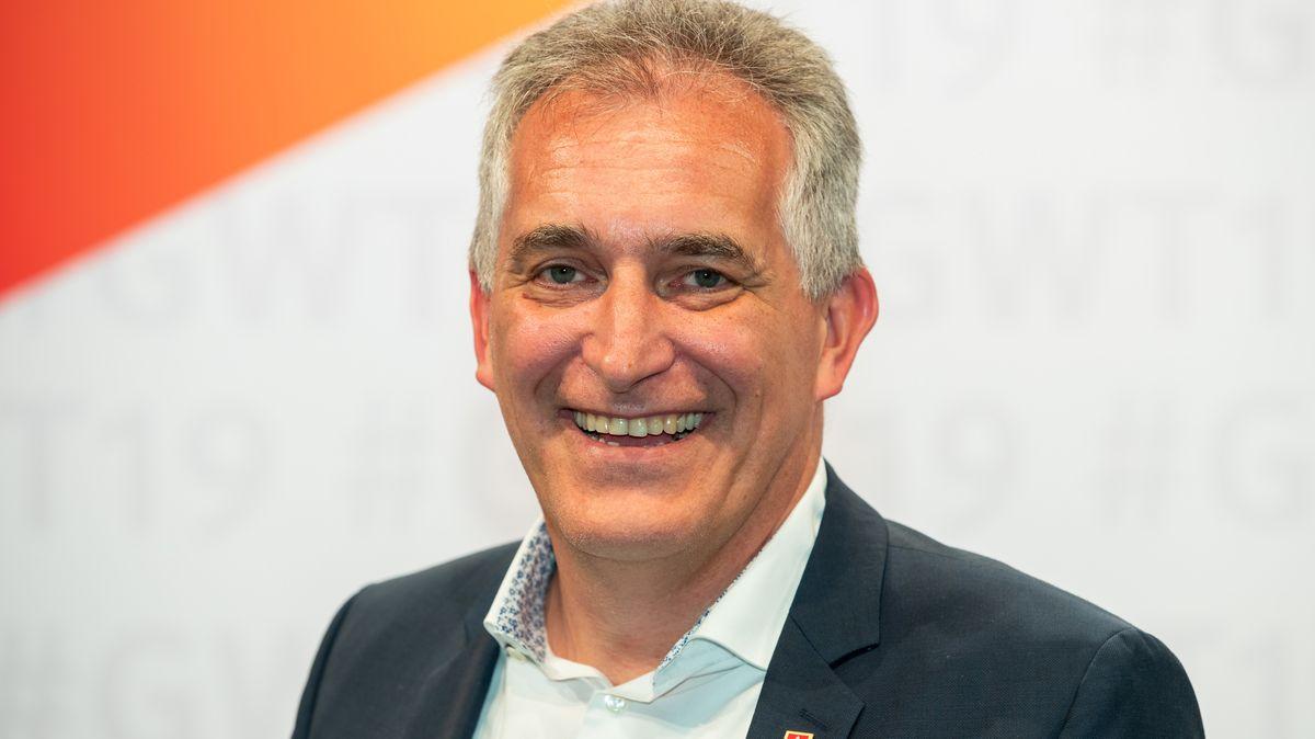 IG-Metall Hauptkassierer Jürgen Kerner