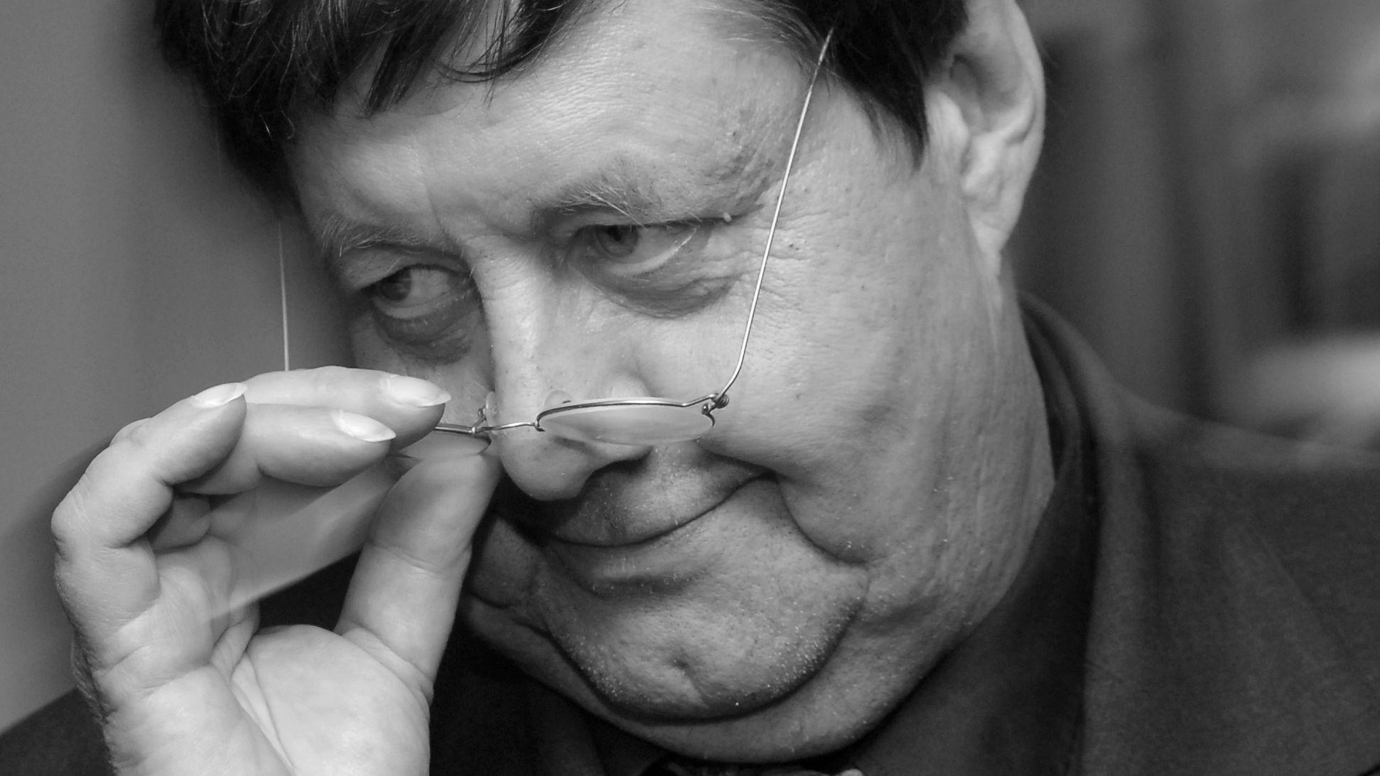 """""""Es kommt immer aufs Auge an"""": Der langjährige Münchner Museumsdirektor Florian Hufnagl ist gestorben, er wurde 71 Jahre alt"""