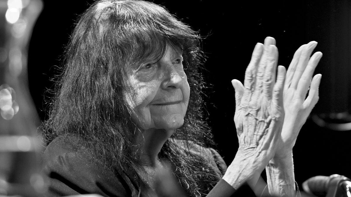 Sie wurde 96 Jahre alt: Die Wiener Dichterin Friederike Mayröcker