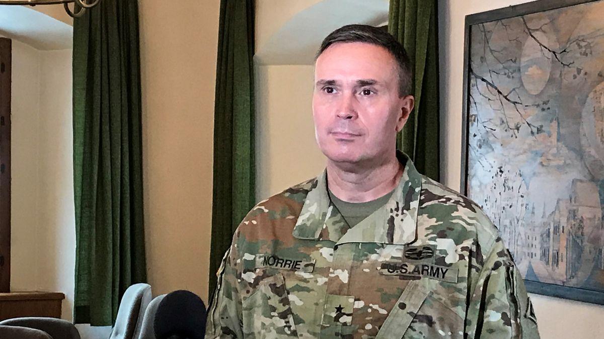 US-General Christopher Norrie.
