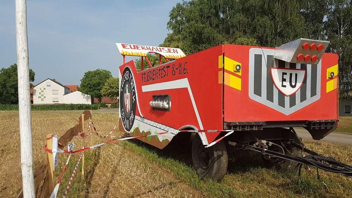 Tatort: Mordversuch Feuerwehrfest in Euerhausen