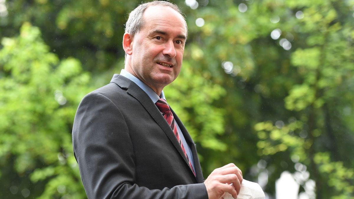 Bayerischer Wirtschaftsminister Hubert Aiwanger (Freie Wähler)