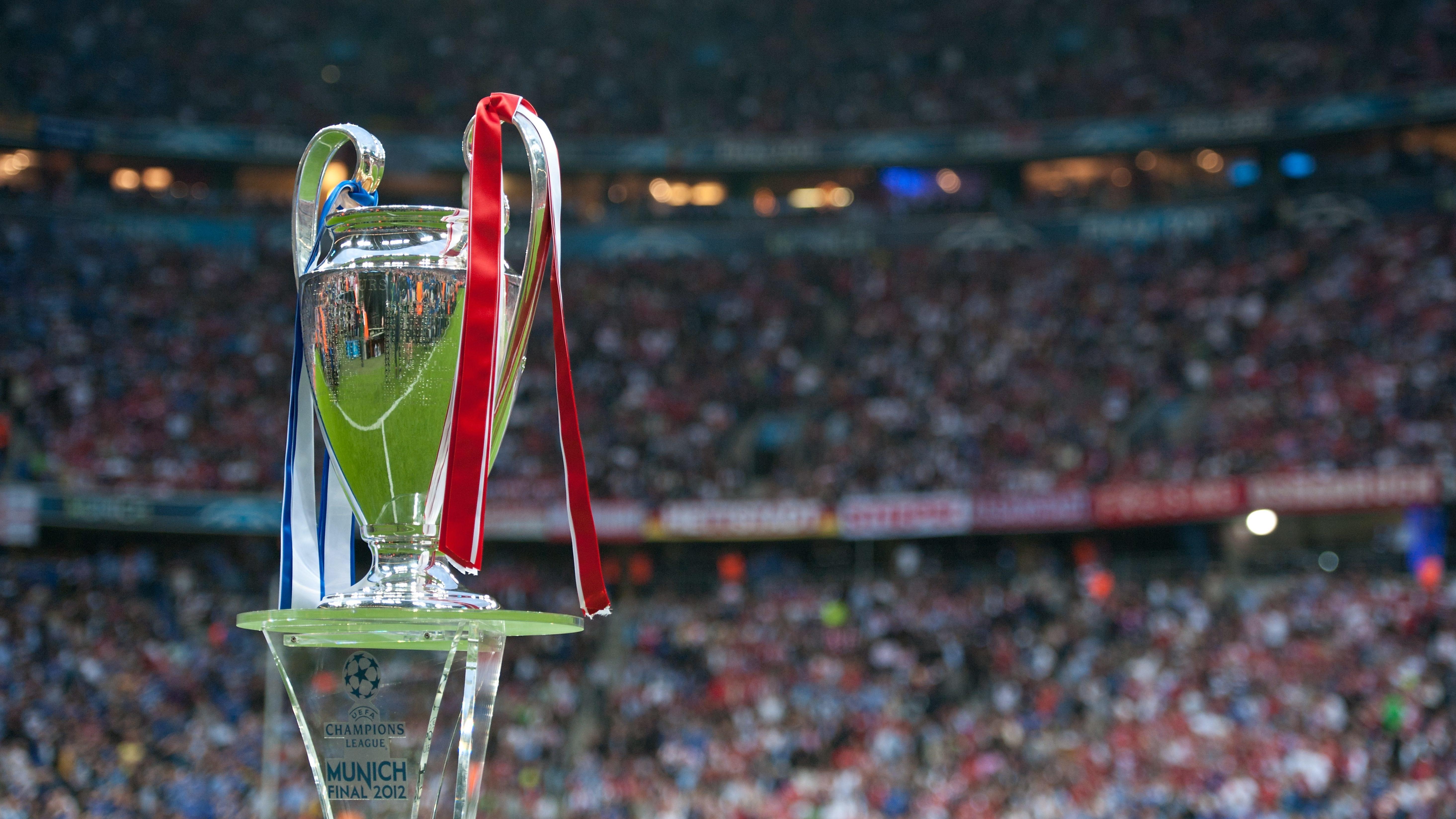 Archiv: Champions League Finale München 2012