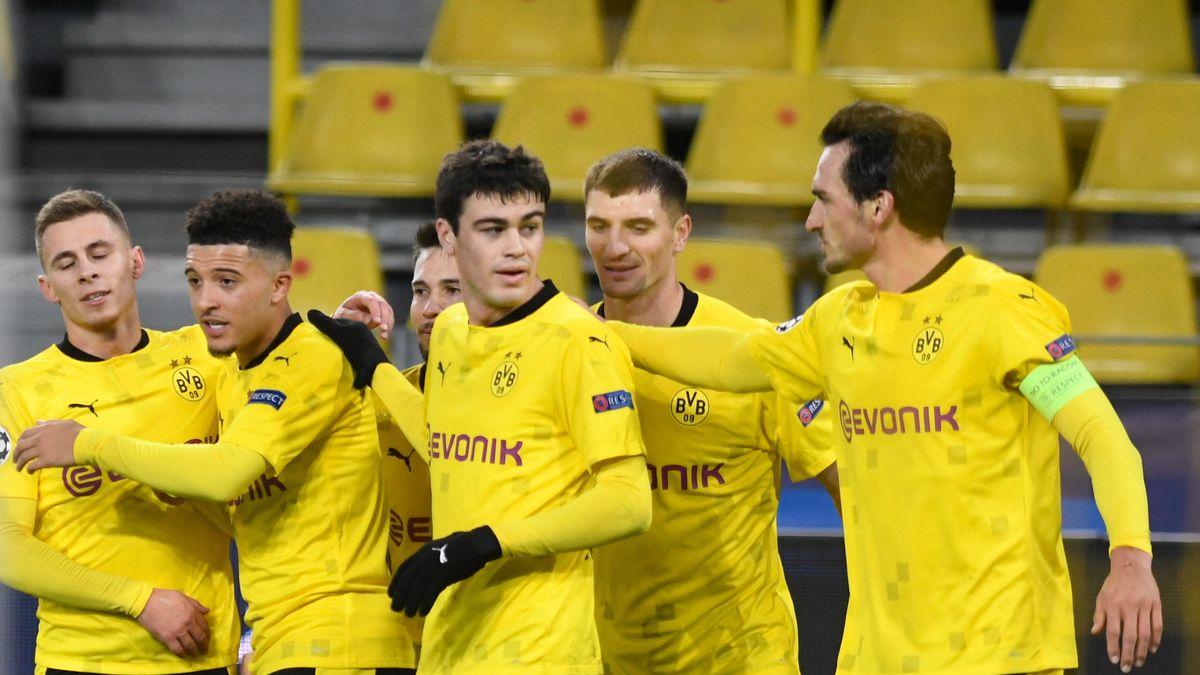 Borussia Dortmund gewinnt Champions League-Spiel gegen Brügge