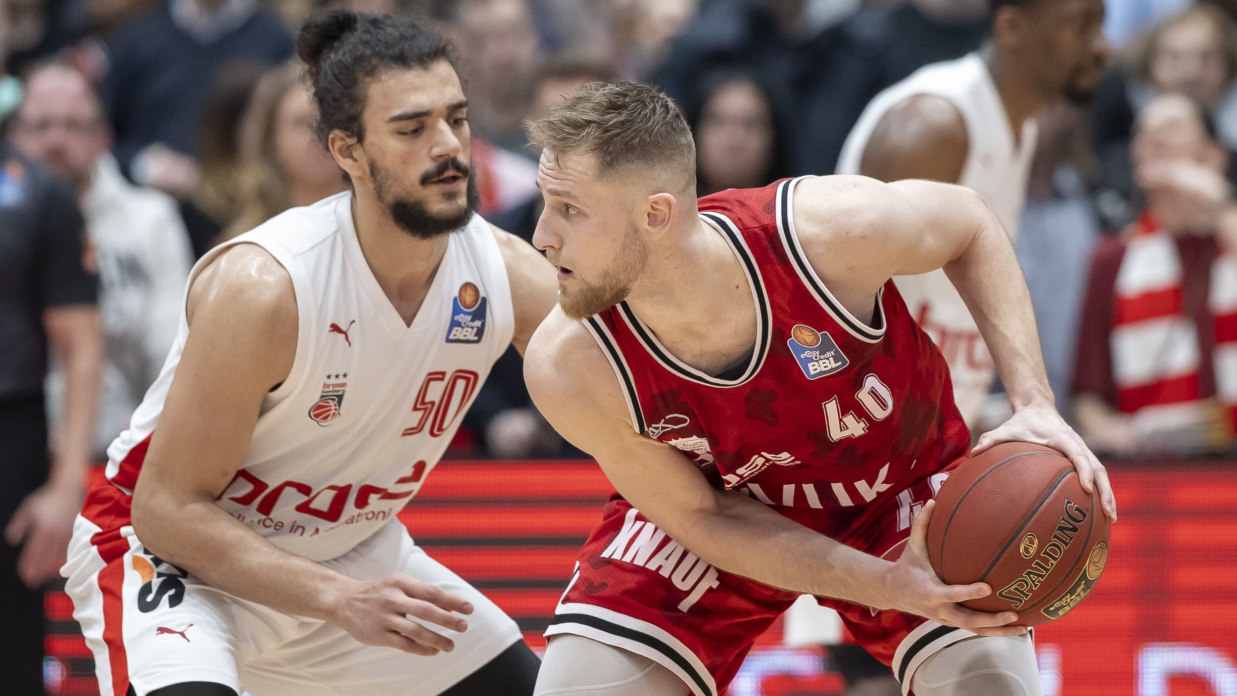 Kurzarbeit bei Würzburger Bundesliga-Basketballern