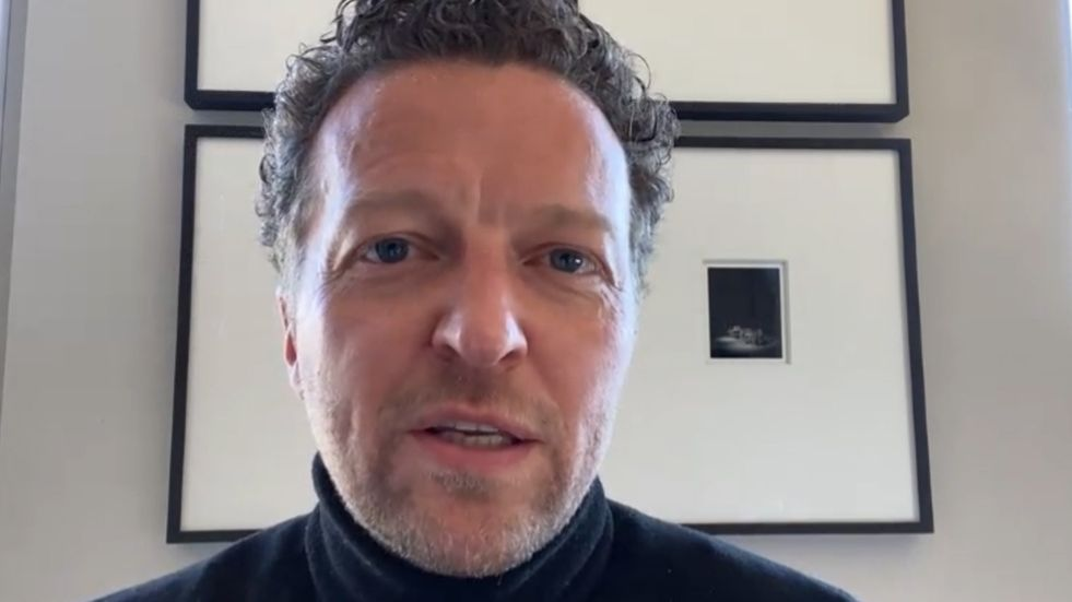 Hygieneexperte Florian Kainzinger