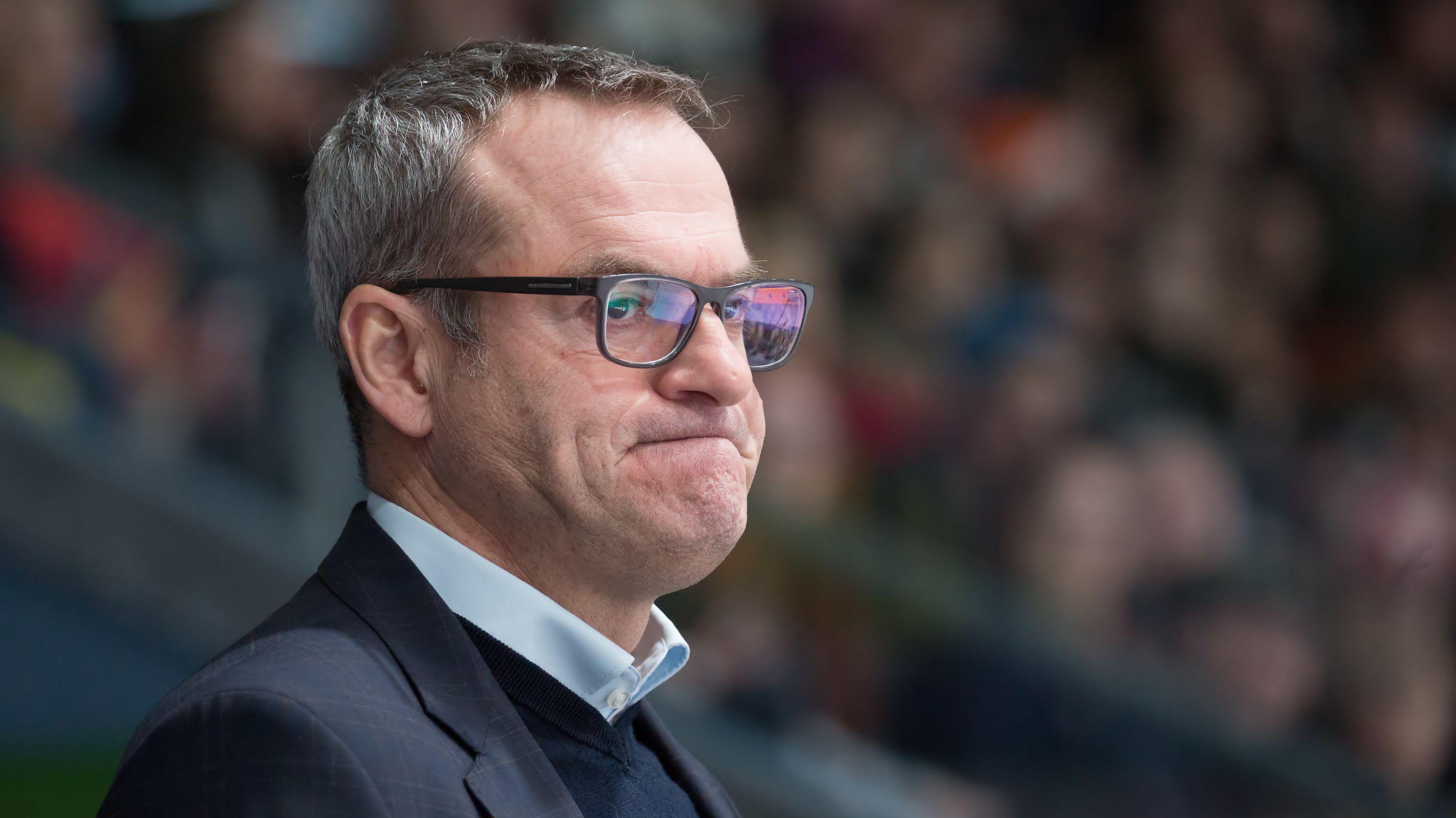 Ab sofort nicht mehr Trainer des EVL: Axel Kammerer