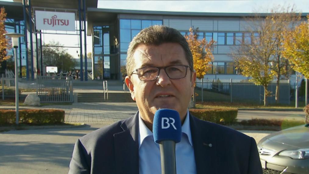 Bayerns Wirtschaftsminister Franz Josef Pschierer (CSU)